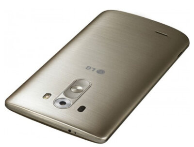 Смартфон LG D856 G3 Dual Gold 5