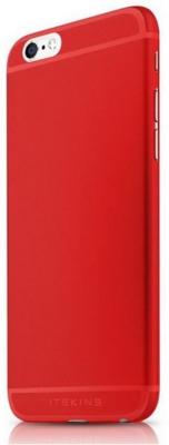 Чехол-накладка ITSKINS ZERO 360 for iPhone 6 Dark Red 1