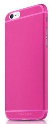 Чохол ITSkins ZERO 360 for iPhone 6 Pink 1