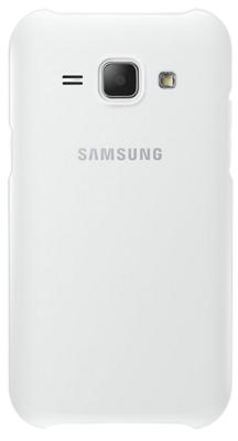 Чехол Samsung EF-PJ100BWEGRU White для Galaxy J1 1