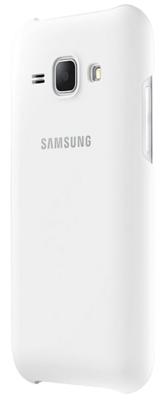 Чехол Samsung EF-PJ100BWEGRU White для Galaxy J1 2