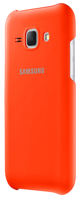 Чехол Samsung EF-PJ100BOEGRU Orange для Galaxy Galaxy J1 2