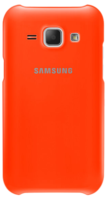 Чехол Samsung EF-PJ100BOEGRU Orange для Galaxy Galaxy J1 1