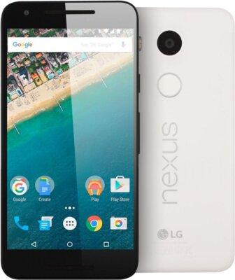 Смартфон LG H791 Nexus 5X 16GB White 2