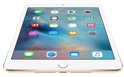 Планшет Apple iPad mini 4 A1550 Wi-Fi 4G 64GB Gold 3