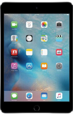 Планшет Apple iPad mini 4 A1550 Wi-Fi 4G 64GB Space Gray 1