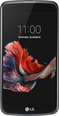 Смартфон LG K410 K10 Black-Blue 1