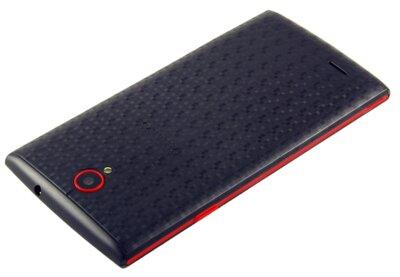 Смартфон Philips S337 Black-Red 4