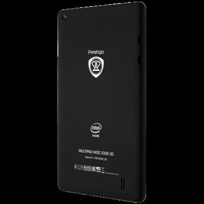 Планшет Prestigio MultiPad Wize 3308 3G 8GB Black 5