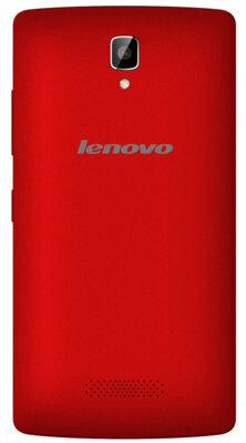 Смартфон Lenovo A2010 Red 6