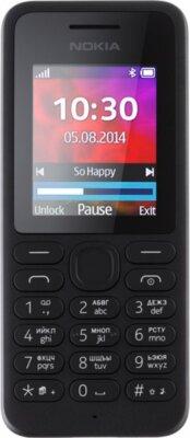Мобильный телефон Nokia 130 Dual Sim Black 1
