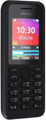 Мобильный телефон Nokia 130 Dual Sim Black 2