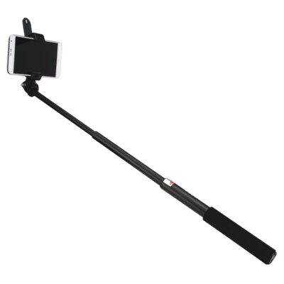 Селфі монопод JUST Selfie Stick PRO Black 3