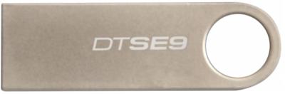 USB flash накопичувач Kingston DataTraveler SE9 8GB Silver 1