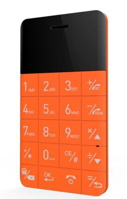 Мобільний телефон ELARI CardPhone Orange (LR-CP-RNG) 1