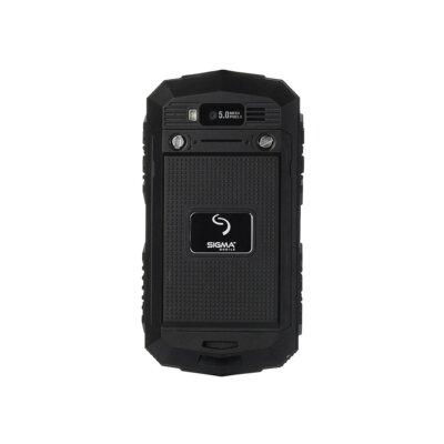 Смартфон Sigma mobile X-treame PQ16 black 4
