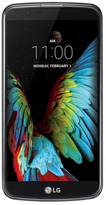 Смартфон LG K430 K10 LTE Black Blue 1