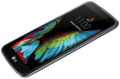 Смартфон LG K430 K10 LTE Black Blue 4
