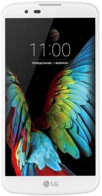 Смартфон LG K430 K10 LTE White 1