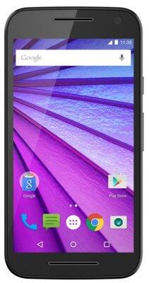 Смартфон Moto G (3rd Gen.) Dual SIM 16 GB Black 1