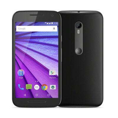 Смартфон Moto G (3rd Gen.) Dual SIM 16 GB Black 3
