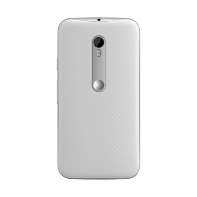 Смартфон Moto G (3rd Gen.) Dual SIM 16 GB White 6
