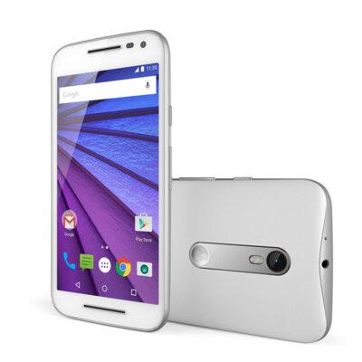 Смартфон Moto G (3rd Gen.) Dual SIM 16 GB White 2