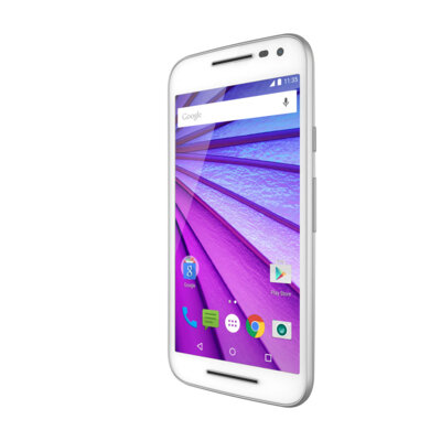 Смартфон Moto G (3rd Gen.) Dual SIM 16 GB White 3