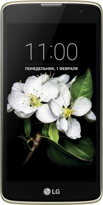 Смартфон LG X210 K7 Gold 1