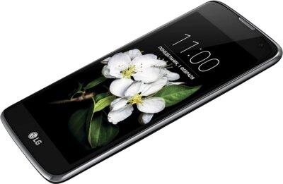 Смартфон LG X210 K7 Black 3
