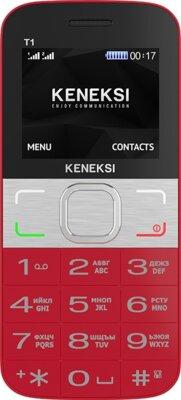 Мобильный телефон Keneksi T1 Red 1