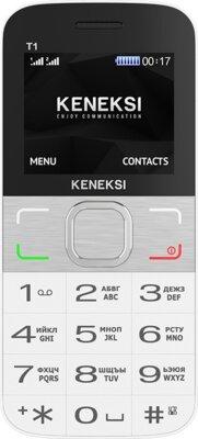 Мобильный телефон Keneksi T1 White 1