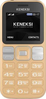 Мобільний телефон Keneksi T2 Gold 1