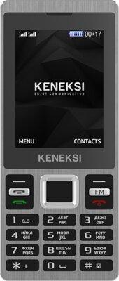 Мобильный телефон Keneksi X8 Black 1