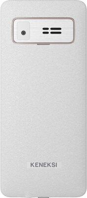 Мобильный телефон Keneksi X5 White 3