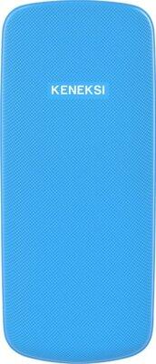 Мобильный телефон Keneksi E1 Blue 3