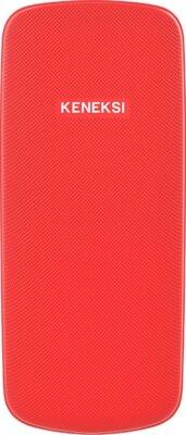 Мобільний телефон Keneksi E1 Red 3