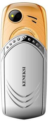 Мобильный телефон Keneksi Q3 Gold 2