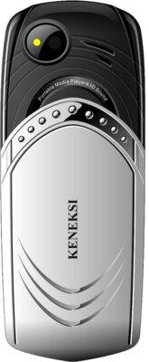 Мобильный телефон Keneksi Q3 Silver 3