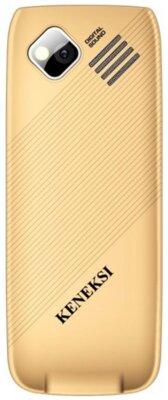 Мобільний телефон Keneksi Q5 Golden 2