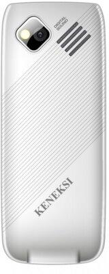 Мобильный телефон Keneksi Q5 Silver 2