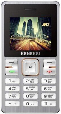 Мобільний телефон Keneksi M2 Silver 1