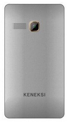 Мобільний телефон Keneksi M2 Silver 2