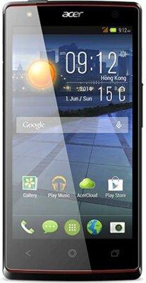 Смартфон Acer Liquid E3 (E380) DualSim Black 1