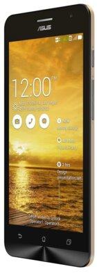 Смартфон ASUS ZenFone Go ZC500TG Gold 1