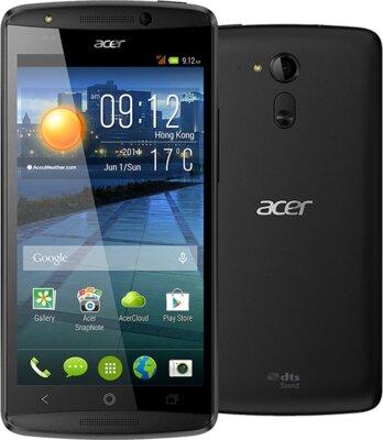 Смартфон Acer Liquid E700 (E39) Triple Sim Black 1