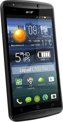 Смартфон Acer Liquid E700 (E39) Triple Sim Black 2