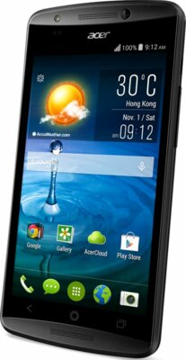 Смартфон Acer Liquid E700 (E39) Triple Sim Black 3
