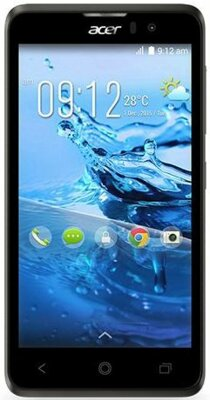 Смартфон Acer Liquid Z520 DualSim Black 1
