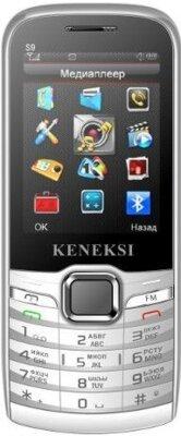 Мобільний телефон Keneksi S9 Silver 1